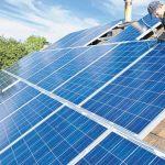 Güneş Paneli İle Elektrik Üretimi