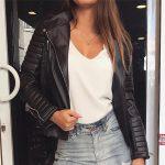 Bayan Deri Mont Modelleri 2020