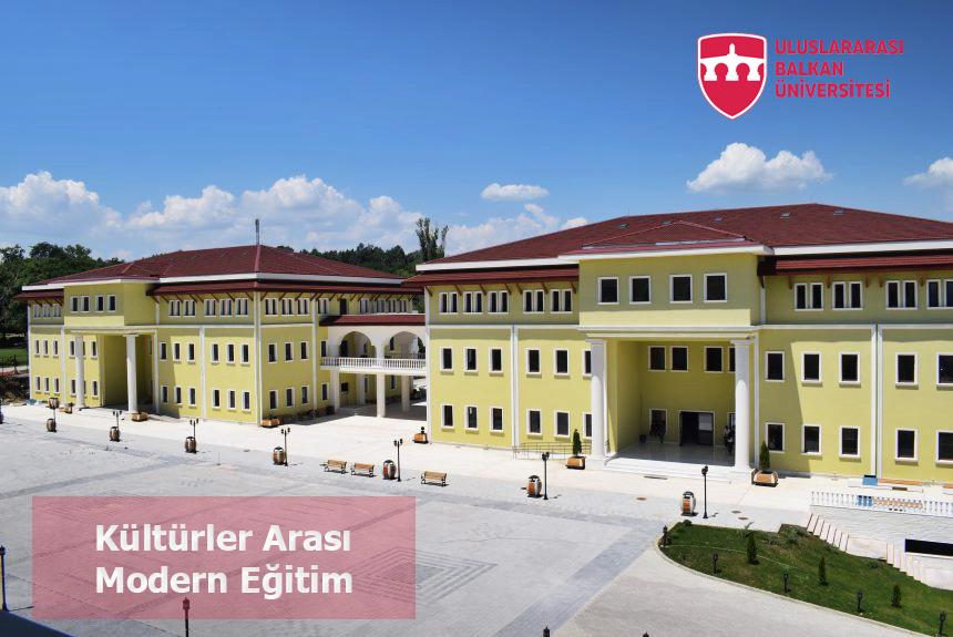 Hedeflerinize Giden Yolda İlk Adımı Uluslararası Balkan Üniversitesi ile Atın!